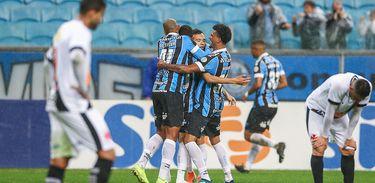 Grêmio 2 x 1 Vasco