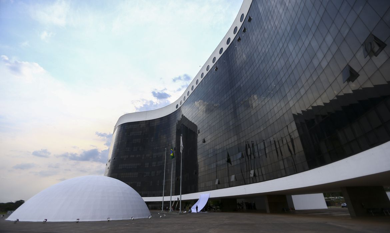 Edifício sede do Tribunal Superior Eleitoral (TSE).