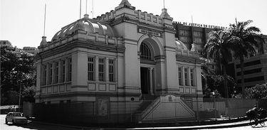 MUSEU DA IMAGEM E DO SOM - PRAÇA XV