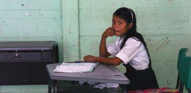 Jessica é da etnia dosjitamagaro, no sul da Colômbia