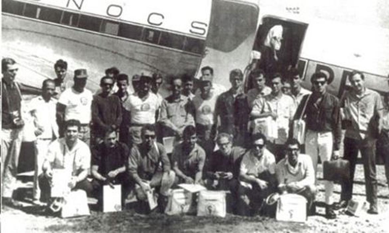 A Operação Zero, que deu início ao projeto, partiu para Rondônia em 11 de julho de 1967 com 30 alunos e dois professores