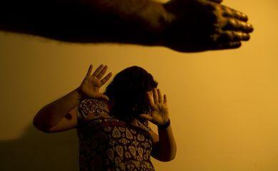 Violência doméstica violência contra a mulher