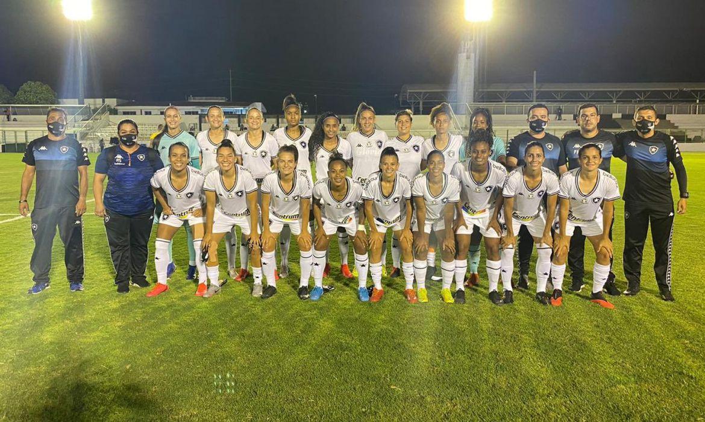 Botafogo vence Ceará por 1 a 0, no Brasileiro Feminino, em 20/12/2020