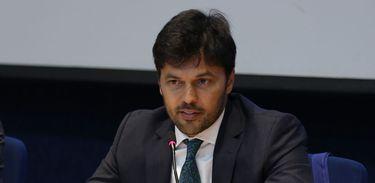 Ministro das Comunicações Fábio Faria