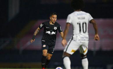 Bragantino empata em 2 a 2 com Corinthians - Brasileiro