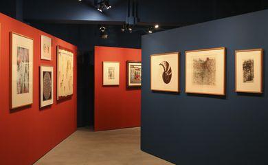 Exposição Contemporâneo, sempre,Coleção Santander Brasil