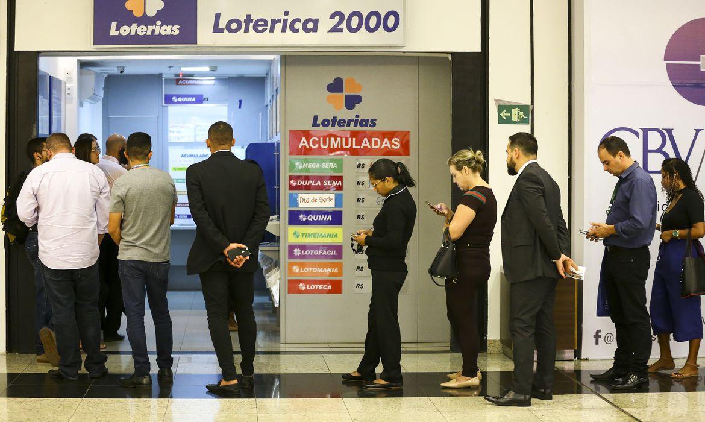 Mega-Sena sorteia hoje prêmio de R$ 170 milhões
