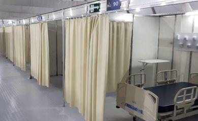 Governo do Rio inaugura Hospital de Campanha do Parque dos Atletas nesta segunda