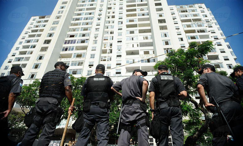 Polícia Militar do Rio (Tânia Rego/Arquivo Agência Brasil)