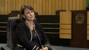 ministra do TST Maria Cristina Peduzzi afirma que no Brasil ainda são pouca as denúncias de assédio sexual no trabalho