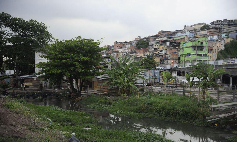 Patrulhamento no Complexo da Maré