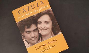 """Livro """"Só as mães são felizes"""", de Lucinha Araújo"""