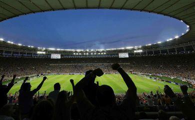 Maracanã - estádio - público