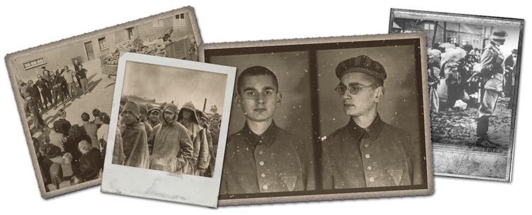 Polaroids Holocausto