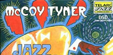 Capa do álbum de McCoy Tyner