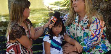 Fernanda Honorato entrevista Daniela Cavalheiro,  fundadora do Amadinhos Down, movimento de apoio a pais de crianças com síndrome de Down. Daniela é mãe da Cecília, de 6 anos, que tem a síndrome.