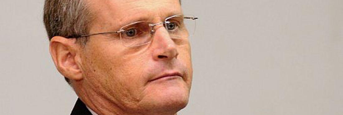 Secretário de Segurança Pública do Rio de Janeiro, José Mariano Beltrame