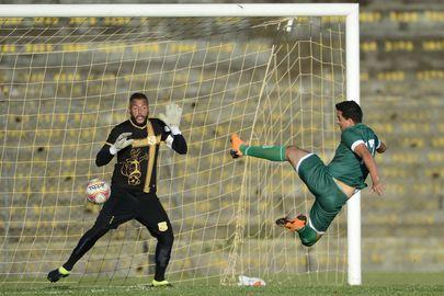 Brasiliense-DF e Gama-DF,  se enfrentam no Estádio Serejão, pela 13º rodada do Campeonato Brasileiro de futebol da Série D
