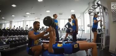 TV Brasil Esporte mostra a preparação dos atletas brasileiros para as Olimpíadas de Tóquio