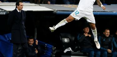 Jogador Marcelo, Real Madrid