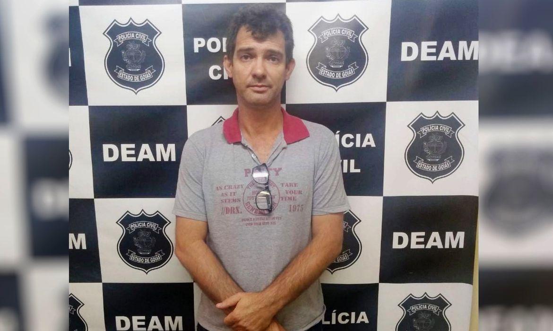 A polícia de Anápolis, prendeu um dos filhos de João de Deus, Sandro Teixeira de Oliveira