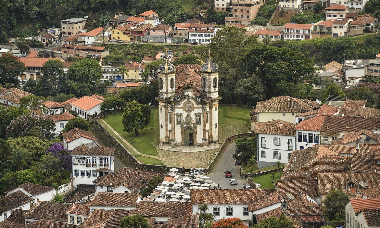 OURO PRETO / MINAS GERAIS / BRASIL (27.02.2018) Igreja Sao Francisco de Assis, em Ouro Preto.   Foto: Pedro Vilela / Agencia i7