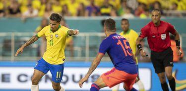 Brasil 2 x 2 Colômbia