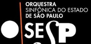 Logo Orquestra Sinfônica do estado de São Paulo