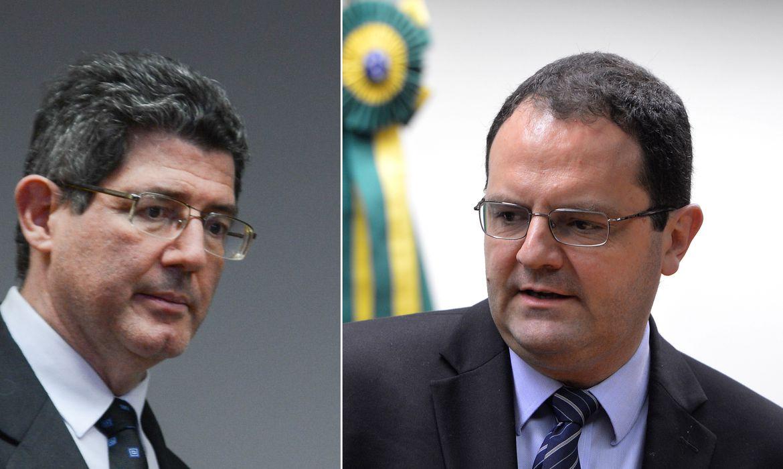 Joaquim Levy e Nelson Barbosa