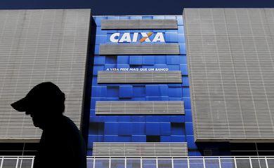 Sede da Caixa Econômica Federal em Brasília