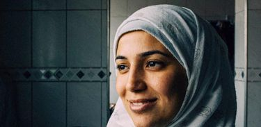 Salsabil Matouk, refugiada síria