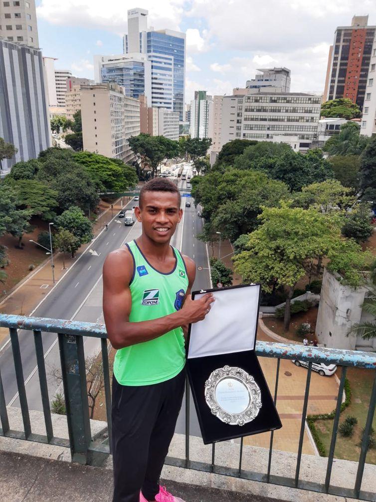 Daniel Nascimento, São Silvestre