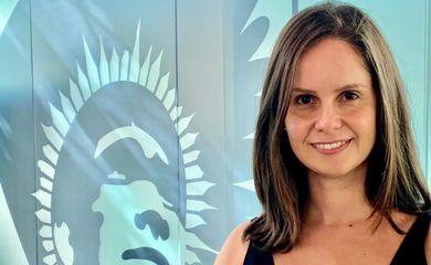 Mariana Miné - chefe-executiva da Confederaçao Brasileira de Rugby (CBRu) - CEO