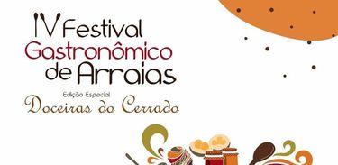 IV Festival Gastronômico de Arraias