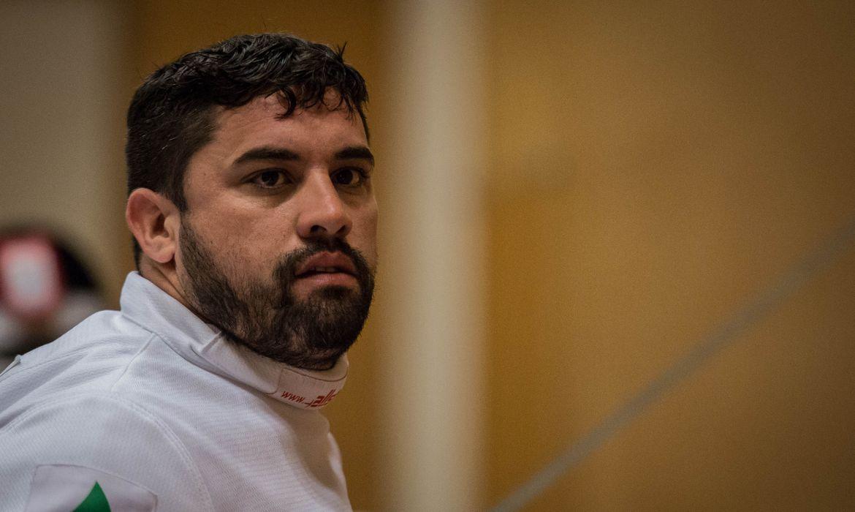 Mundial de Esgrima em Cadeira de Rodas - Roma 2017- Jovane Guissone . Foto: Marcio Rodrigues/MPIX/CPB.
