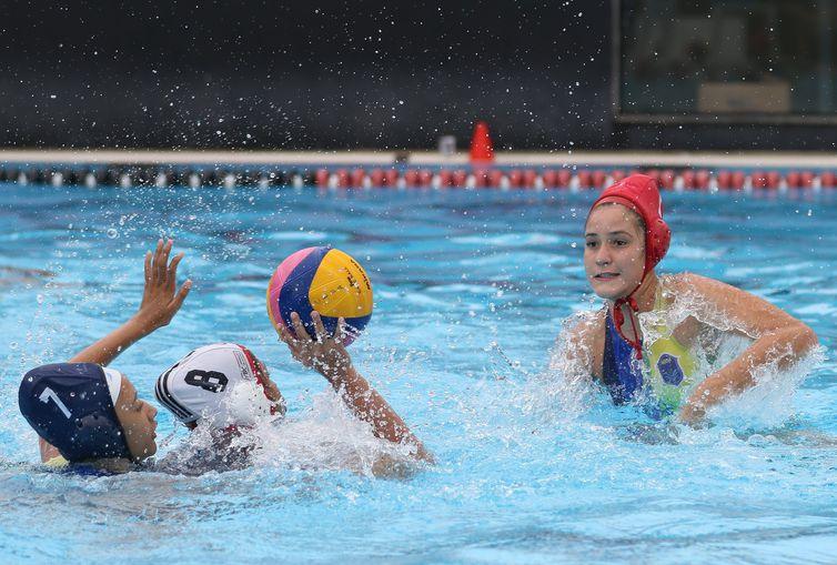 Campeonato Brasileiro Interclubes de Polo Aquático 209 - feminino