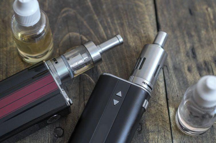 Cigarro eletrônico, Saúde