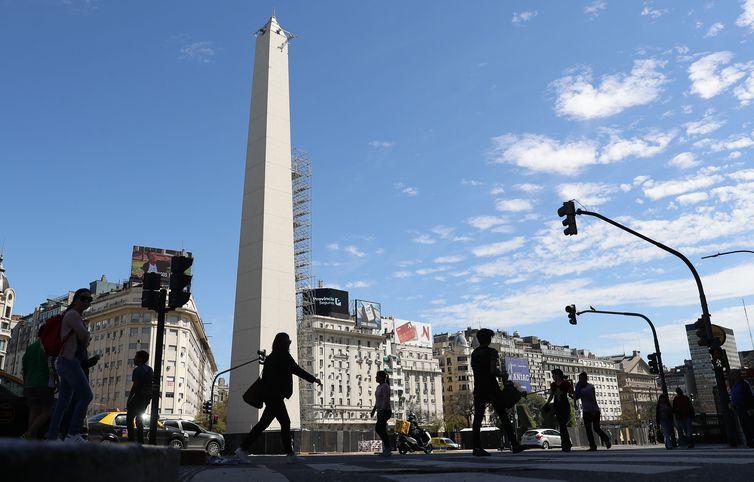 Greve geral na Argentina nesta terça-feira (25)