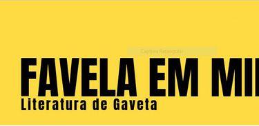 """Projeto de poesia e ilustração """"Favela em Mim"""" faz campanha para publicação de livro"""