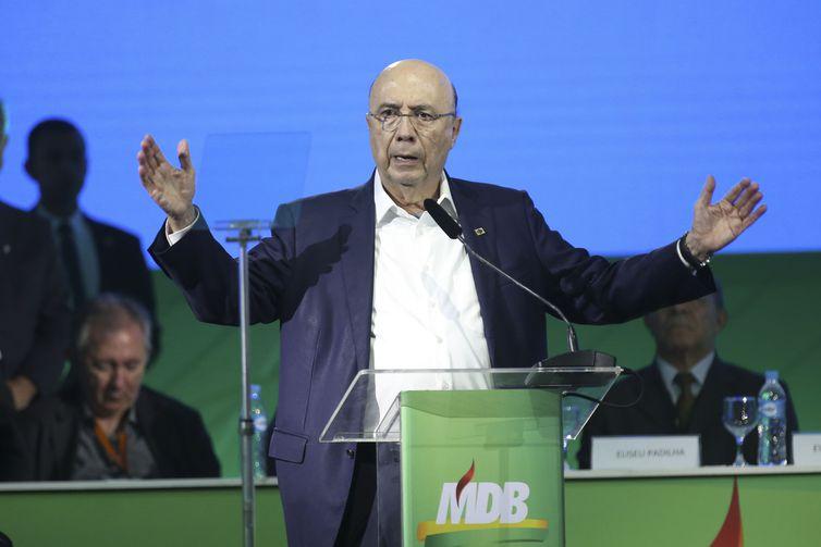 Convenção Nacional do MDB em Brasília