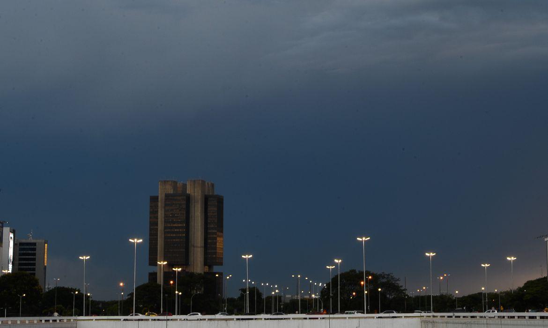 Vista do Banco Central, em Brasília