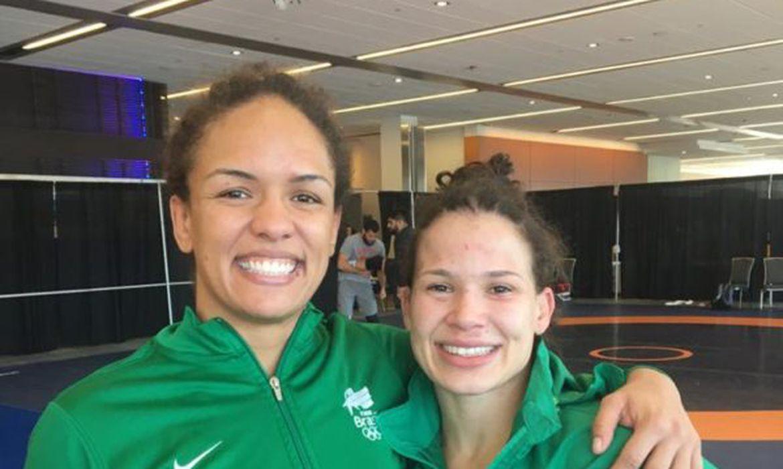 Aline Silva e Laís Nunes se classificam para as Olimpíadas de Tóquio 2020
