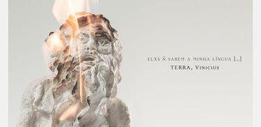 Capa do álbum de estreia de Vinicius Terra
