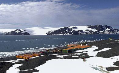 Agência Brasil 30 Anos - Estação Antártica Comandante Ferraz