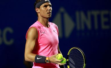 FILE PHOTO: Tennis - ATP 500 - Mexican Open