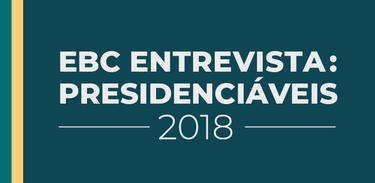 Banner entrevista Presidenciáveis - Destaque emissoras