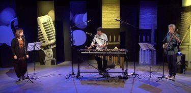 Ao Vivo entre Amigos recebe os músicos Beth Dau, Arthur Dutra e Bruno Aguilar