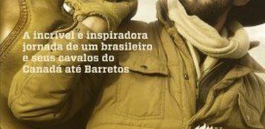 """Livro """"Cavaleiro das Américas"""", de Filipe Masetti Leite"""