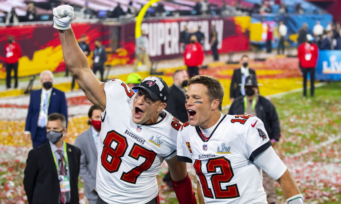 Tampa Bay Buccaneer, título do Super Bowl
