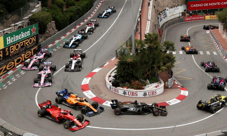 GP de Mônaco de F1